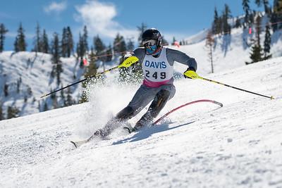 Alpine Meadows Slalom 02/22/2021