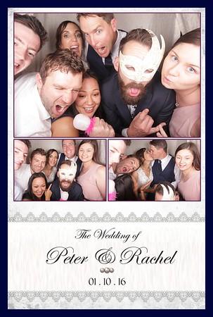 The Wedding of Peter & Rachel Photo Prints