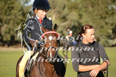 Class 2: Rider Under 12 years
