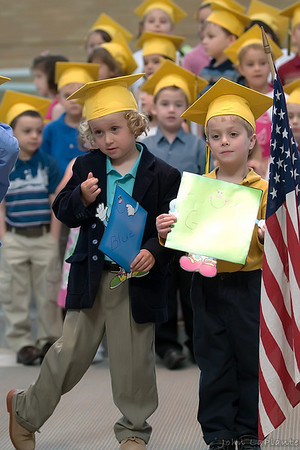 Nick PreSchool Graduation