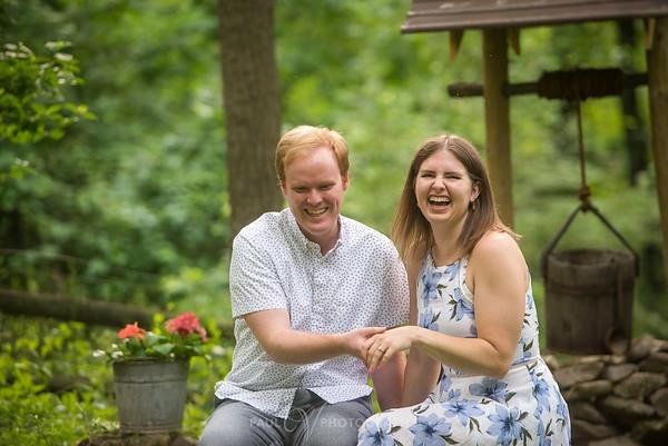 Jillian and Chris Engagement