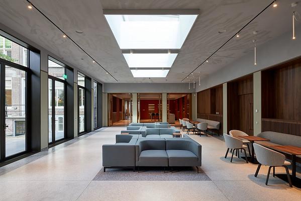 Trippenhuis Amsterdam. Office Winhov.