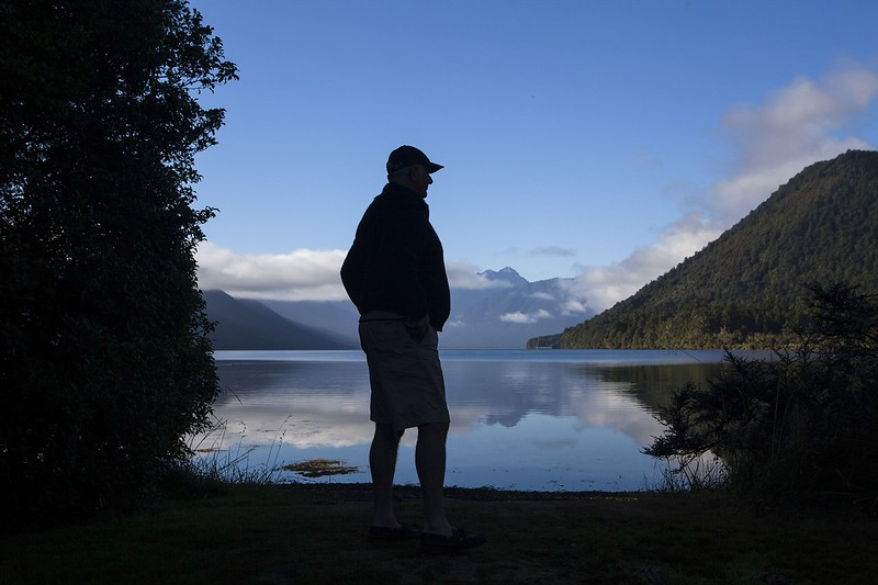 20130314 Mike - Lake Rotoiti _MG_5185