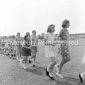 Quarrendon CS School, June 1969