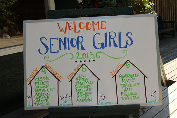 Senior Girls