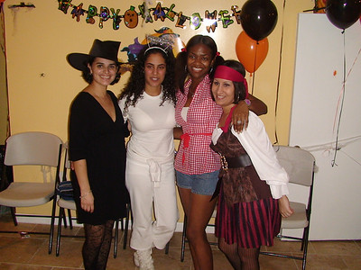 2007- Holloween Party