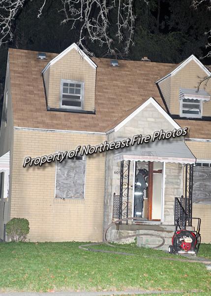 Flint, MI- W/F Unknown Street- 10/14/07