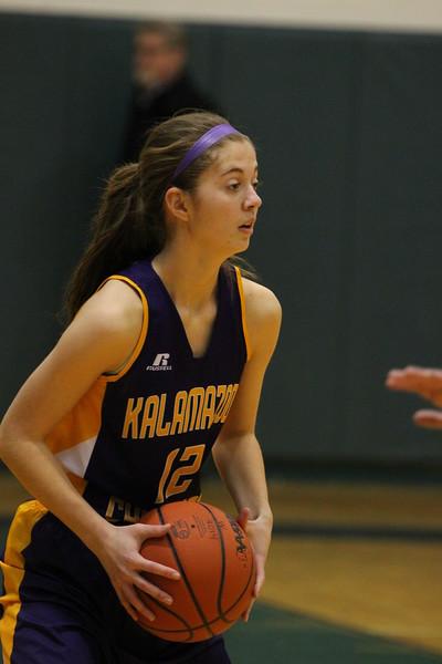 Basketball Girls vs. Hackett - 1/23/15 - KCHS