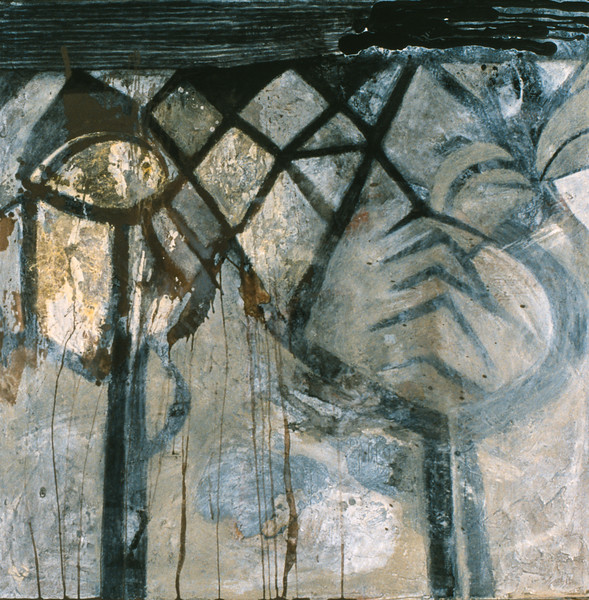Painted Wall #87 (2002)