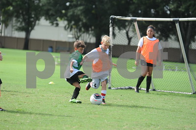 Simply Soccer Camp Week 5 July 20-27, 2020