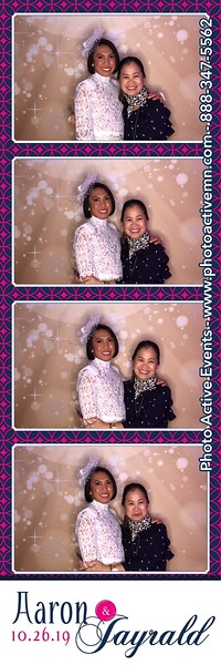 2019-10-26 Billings Park Superior WI Photo Booth