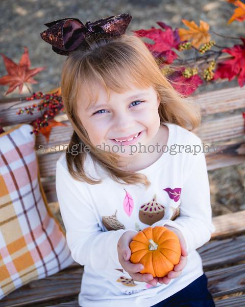 2020: Pumpkin Minis