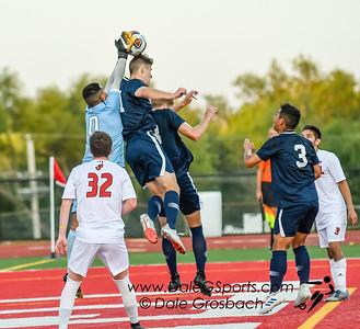 Rogers State Univ. Men's Soccer vs. William Jewell