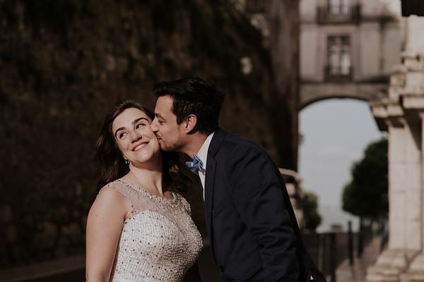 Sessão de casados Ana & Hugo