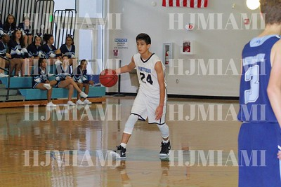 Boys JV Basketball