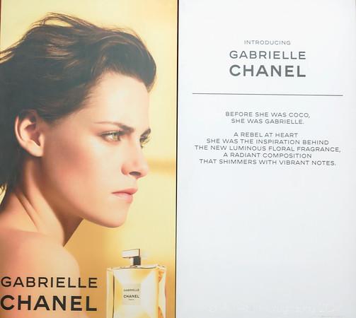 Chanel Winter Walk Union Square