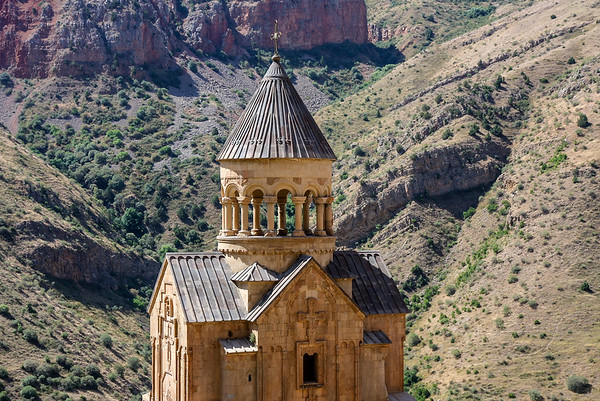 The monasteries of Armenia