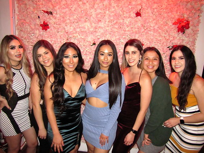 12/21/2019 FROST Winter Wonderland Party at SOCIAL LOUNGE/SOCIAL LADY