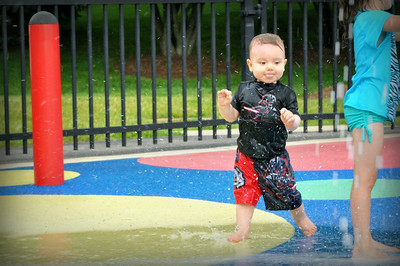 Kerri Lee Splash Pad