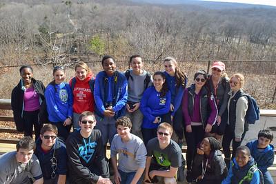 Hiking Club –March 2016