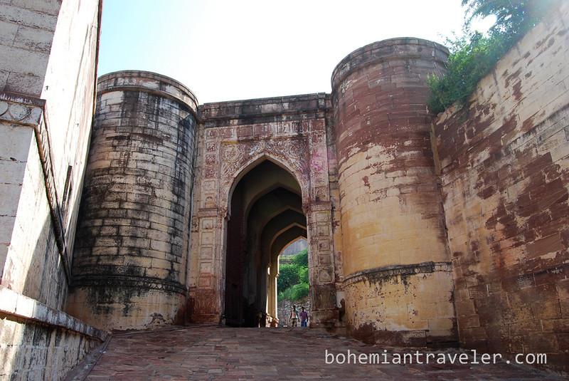 entering Mehrangarh Fort in Jodhpur (2).jpg
