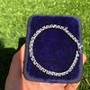 9.50ctw Round Brilliant Diamond Tennis Bracelet 10