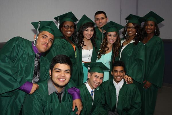 2013 Lake Ridge High School Graduation
