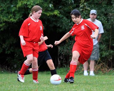 Saugus vs Middleton 10-20-07