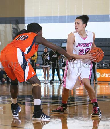 Army vs Bucknell Women's Basketball