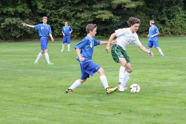 Boys' JV2 Soccer vs. Proctor | October 4
