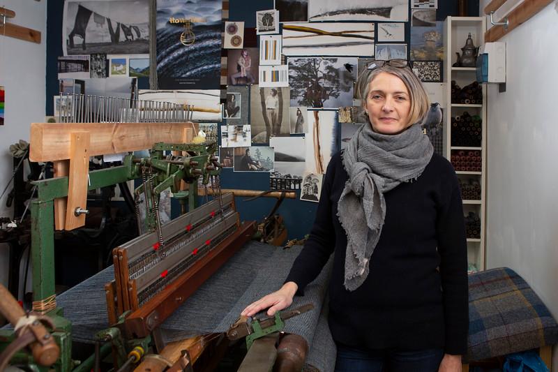 Joanne Owens - Urgha Loom Shed