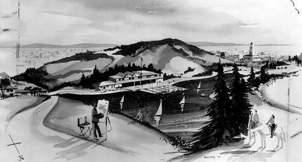1958, Proposed Public Lake