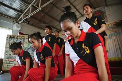 Buwan ng Wika SY 2013-2014 Sabayang Pagbigkas