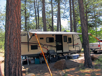 Woods Canyon Lake June 8-13