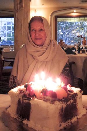 Maman joon Birthday, May 2012