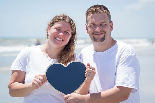 Lisa Genna & Gary King Engagement Session