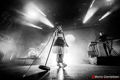 Aurora @ Hvalstrandfestivalen 2019.