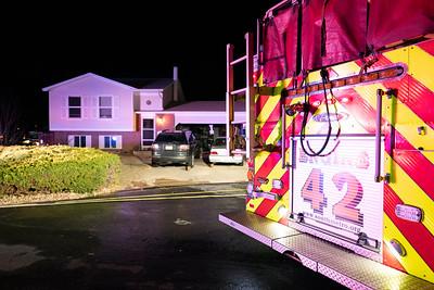 Needlegrass Court Garage Fire