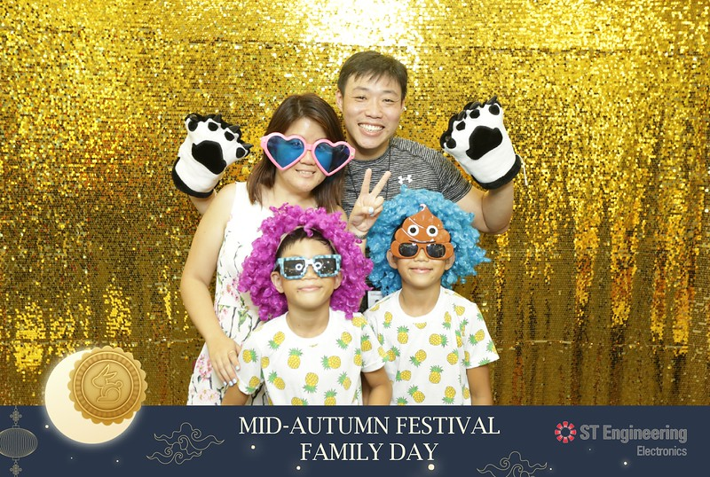 St Engineering Electronics Family Day 2018 (Video Booth)