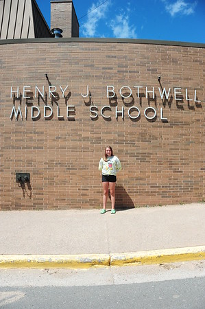 Tinker Bell's last year at Bothwell Middle School 2020