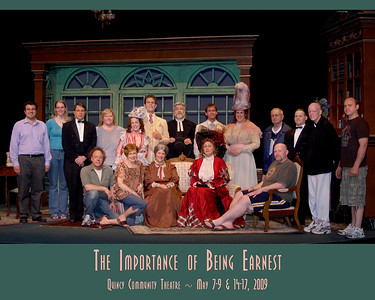 Importance of Being Earnest - Quincy Community Theatre