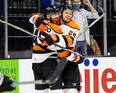 2/19/21 Komets vs. Nailers
