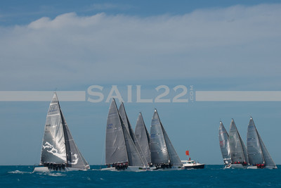 Key West Race Week 2012 Division 2