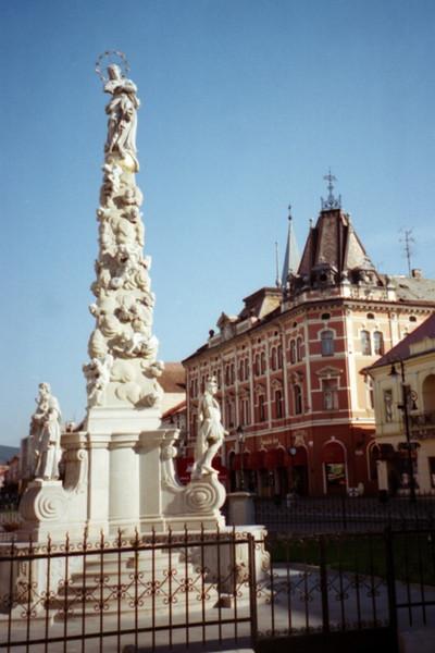 Plague Monument - Kosice, Slovakia