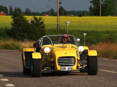 Olika gamla bilbilder från mitt Flickr-konto