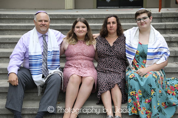 Rebekkah's Bat Mitzvah