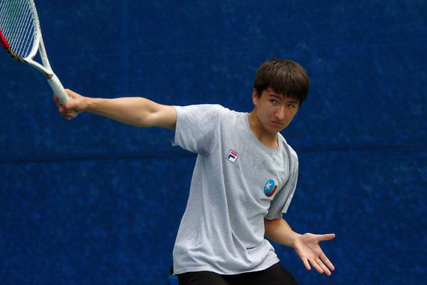 Seiji Hosokawa Tennis College Recruiting: GoPro Strokes highlights