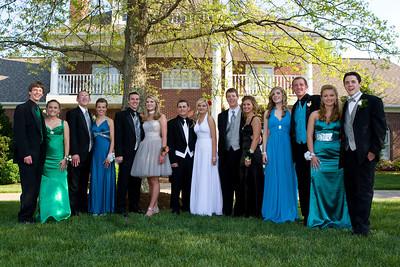 Central High School Pre Prom Pix