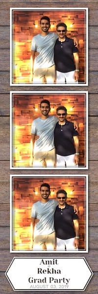 Amit & Rekha Grad Party (08/03/19)