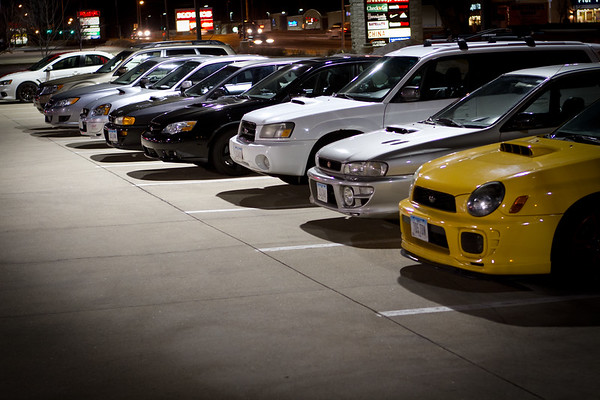 Subaru Owners Club 2.1.2012